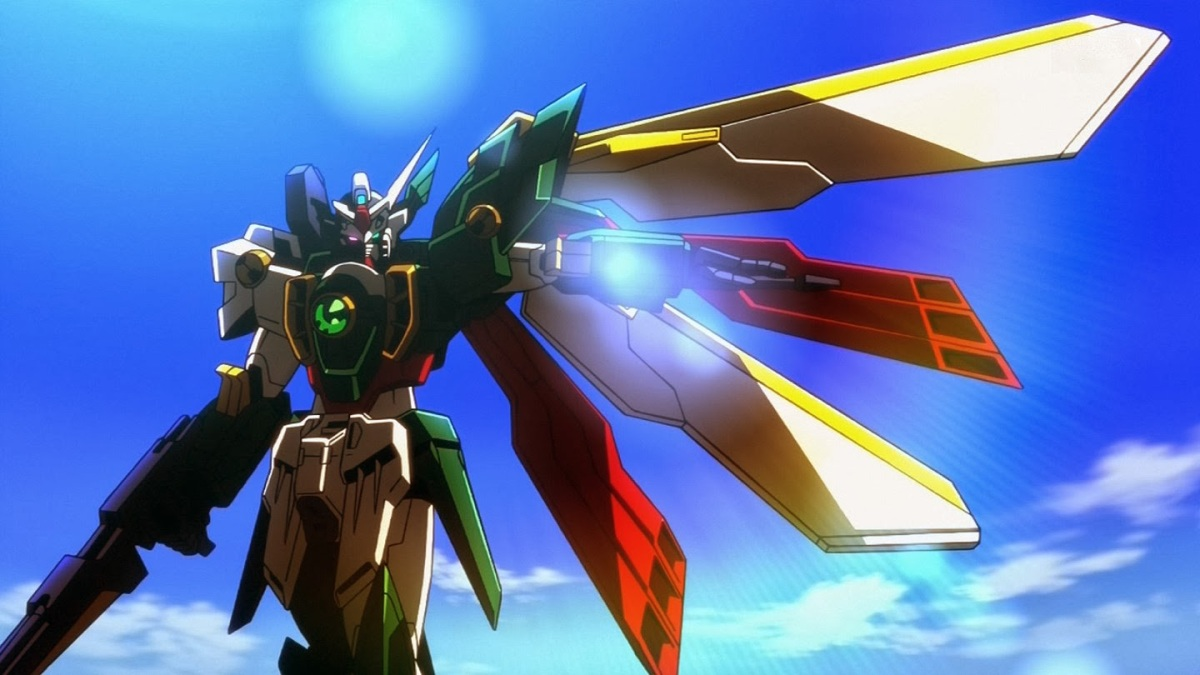 Gundam Build Fighters Try Episode  Ryuanime