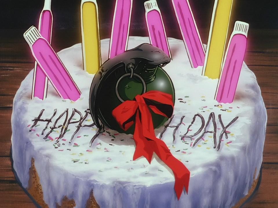 grenade-cake