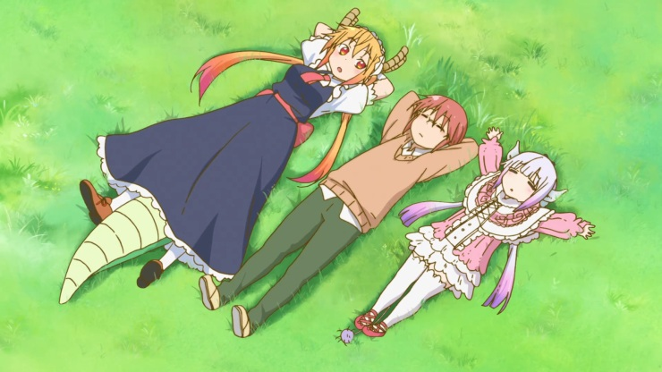 Miss Kobayashi's Dragon Maid Review