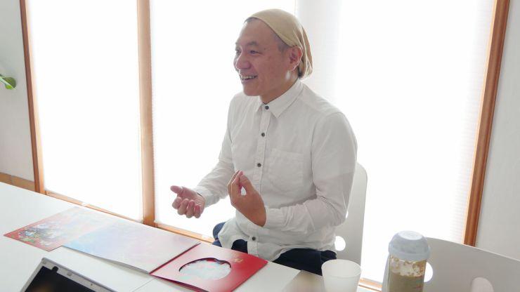 Masaaki Yuasa interview img