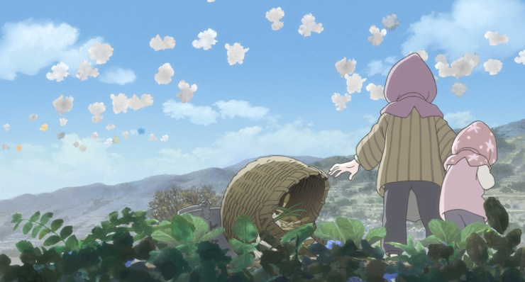 In This Corner of the World Interview with Director Sunao Katabuchi