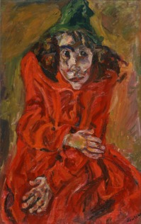 Chaim Soutine, Mad Woman, 1920